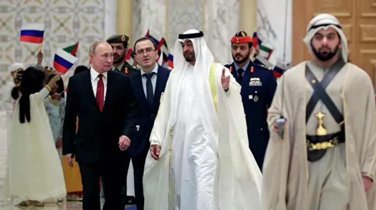 Putin's Visits To UAE And Saudi Arabia And Shift Of Balance Of Power In Middle East