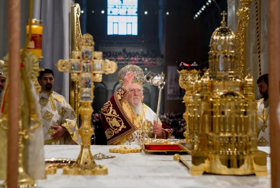 Constantinople Admits 'Independent' Ukrainian Church Was Created As Tool In Geopolitical Game