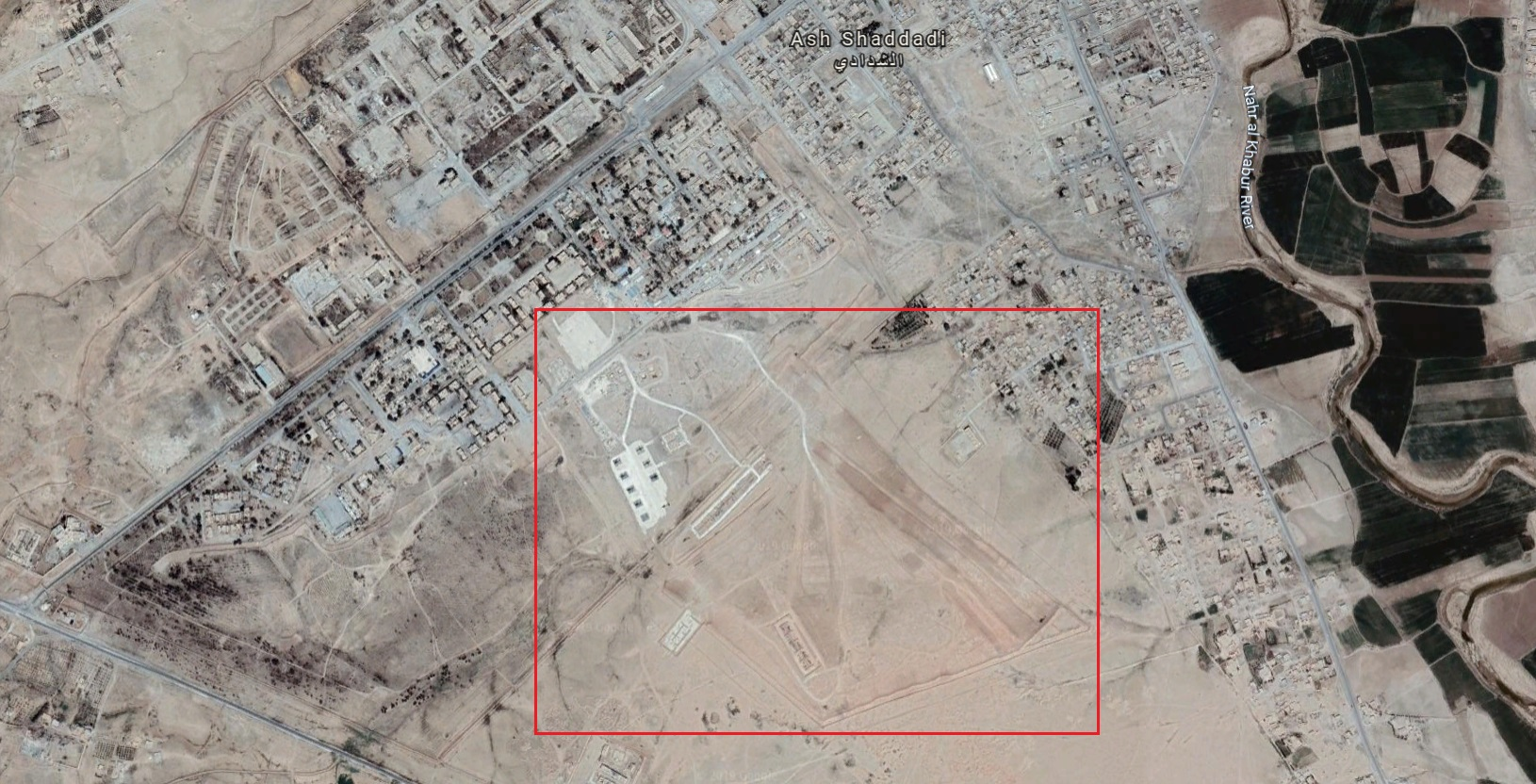 ISIS Claims Its Cells Shelled U.S.-led Coalition Base In Northeast Syria