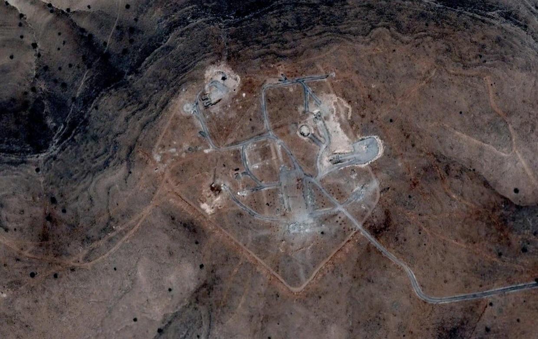 U.S. Forces Destroy Own Radar Station At Al-Hasakah Military Base