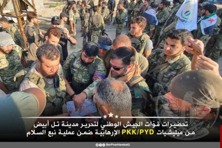 Turkish-Backed Militants Storm Tell Abyad, Capture Key Positions (Photos, Video, Map)