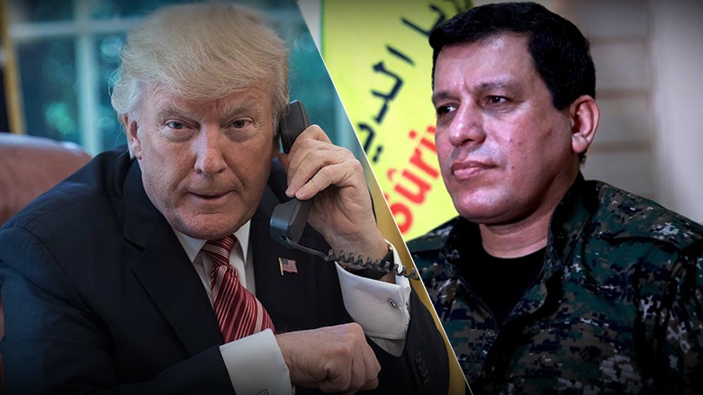 Trump Suggests Kurds To Resettle In Syria's Oil Region, If They Want US Protection