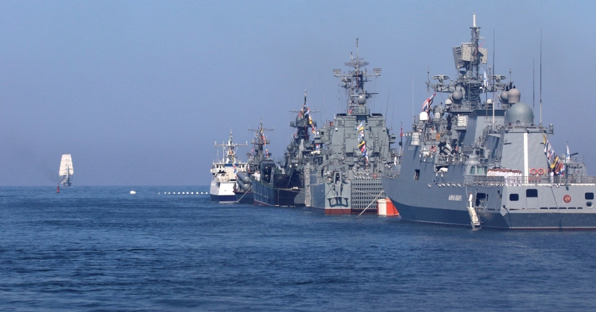 Russia Plans To Take Over Black Sea: RAND Fuels 'Russian Threat' Fears