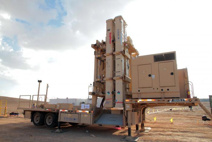 Israeli Advanced David's Sling Interceptor Missile Fell Into Russian Hands: Report