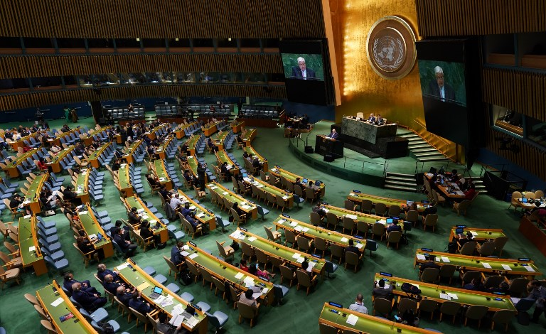 Anti-Nazism Resolution Passes In UNGA, Despite US And Ukraine Opposition
