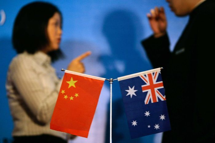 Through the Yellow Looking Glass: Australia's China Wars