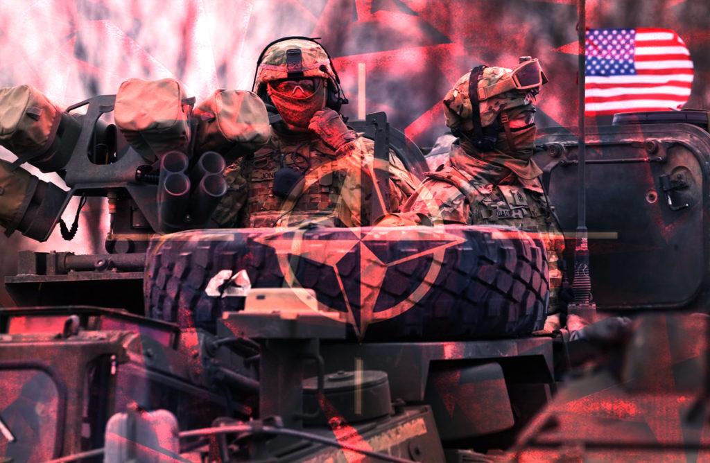 Preparing For Agressive War Against Russia
