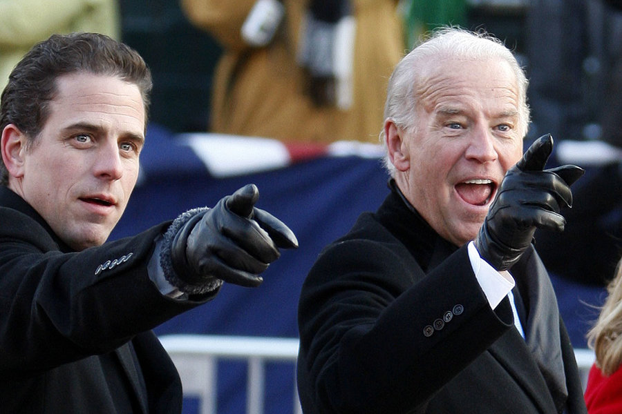 Joe Biden's War