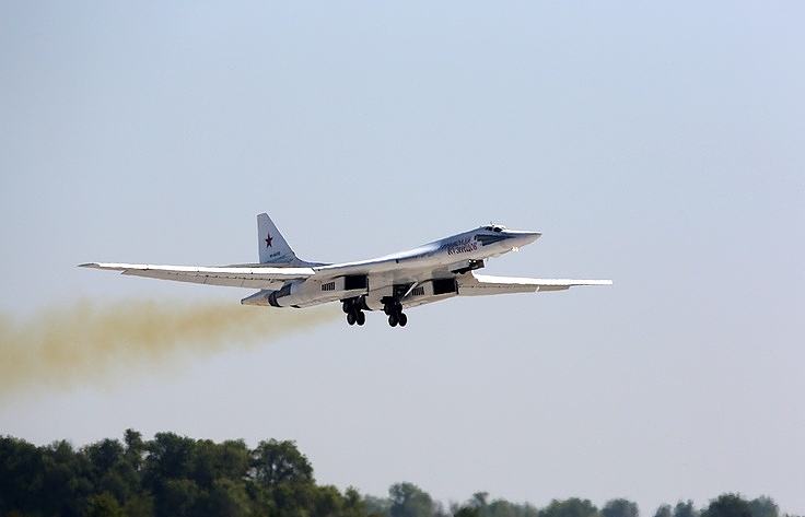First Newly-Built Tu-160M2 Strategic Bomber To Enter Service With Russian Military In 2021