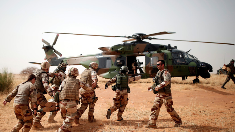 13 French Troops Died In Midair Collision Between Two Helicopters In Mali