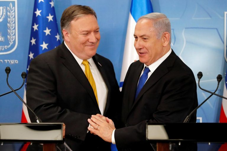 """Philip M. Giraldi: """"Pompeo Gives Away the Palestinian West Bank"""""""