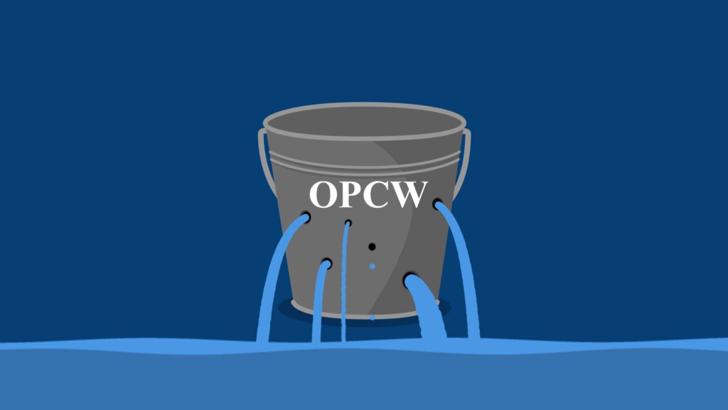 OPCW Insiders Slam 'Compromised' New Syria Chemical Weapons Probe