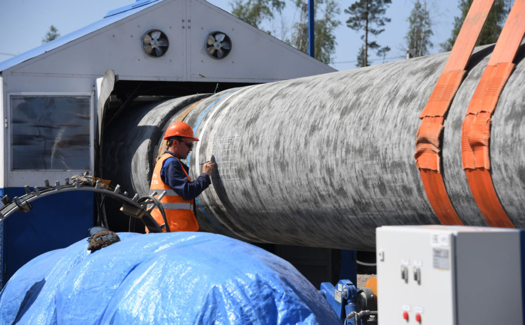 Economic Warfare: U.S To Add Sanctions Against Nord Stream 2 To Defense Budget