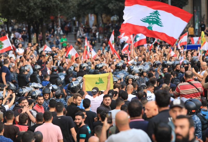 Lebanon: Hariri Positioning Himself for a Comeback to Remove 'New' Hezbollah President?