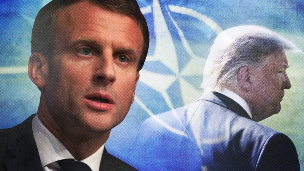 """Maybe Just A Coma? Russia Reacts To Macron's """"Golden Words"""" About """"Brain Dead"""" NATO"""