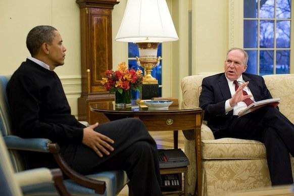 "Philip M. Giraldi: ""John Brennan's CIA Trump Task Force"""