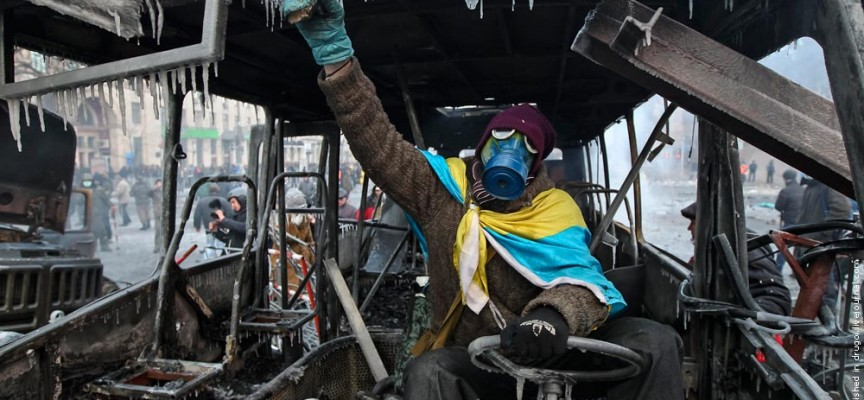 """The Saker: """"The Independent Ukraine's Painful Journey through the Five Stages of Grief"""""""