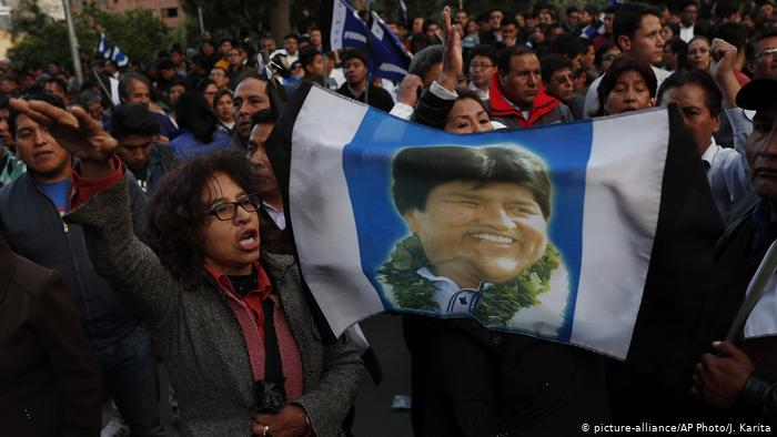 Russia Clarified Its Position Towards Crisis In Bolivia