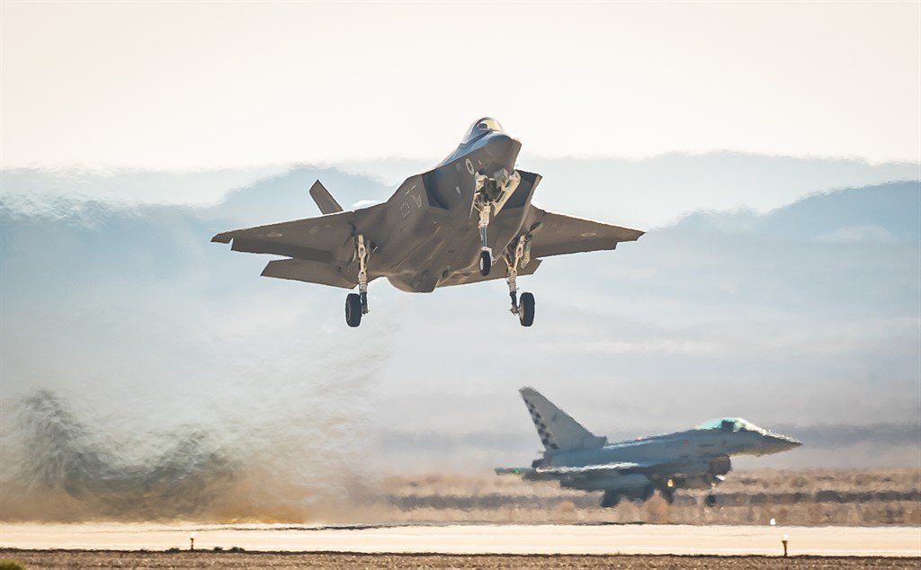 Syrian Military Tricks Israeli Air Force With Dummy Targets