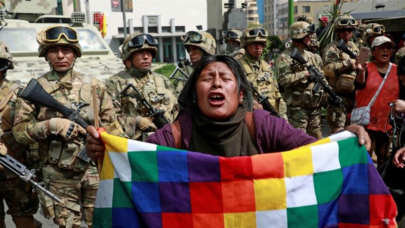Bolivia Crisis: 8 Killed, Dozens Injured As Police Open Fire On Evo Morales Supporters
