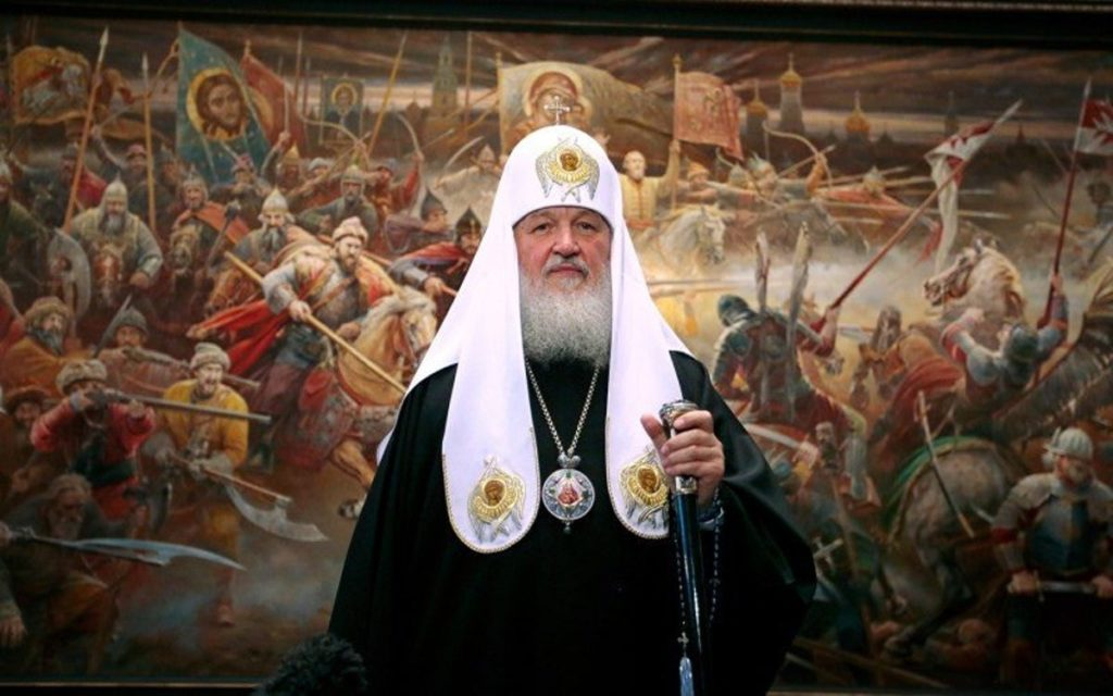 Growing Rift Between Russian And Greek Orthodox Chruch Over Ukraine Question