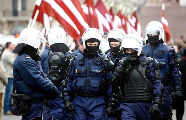 Latvia's Legalized Nazism