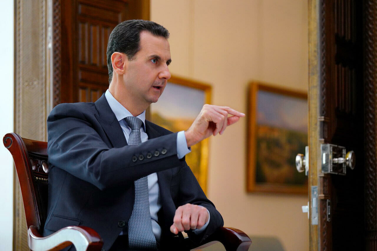 Assad: Current U.S. Policy Strongly Resembles Nazism