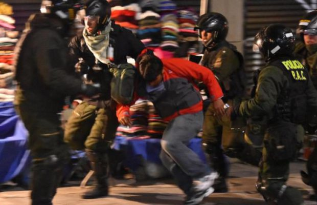 Violence and Repression Escalate Following Bolivian Coup [Graphic Videos, Photos 18+]