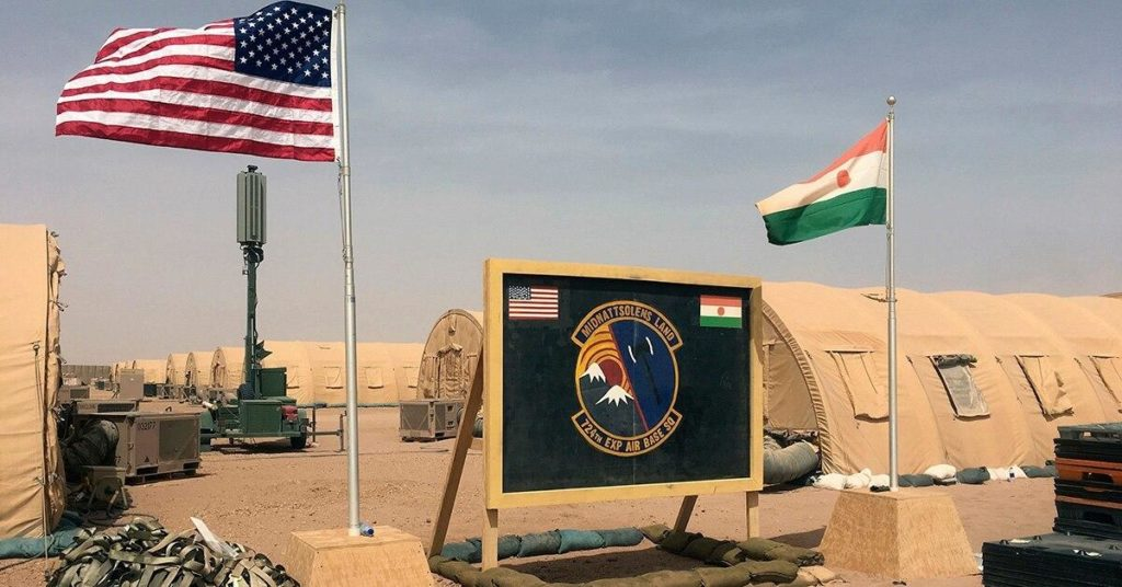 Pentagon Expands Permanent Africa Presence With $110M Drone Base In Niger