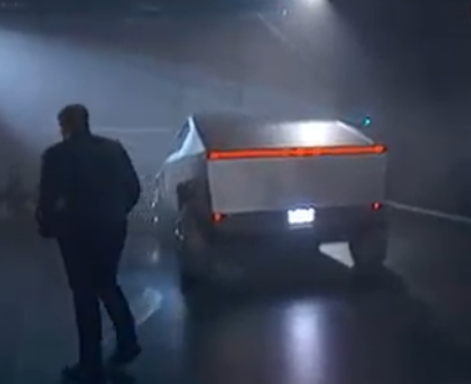 """""""Oh My F*cking God"""": Elon Musk's Bizarre Cybertruck Unveiling Goes Horribly Wrong"""