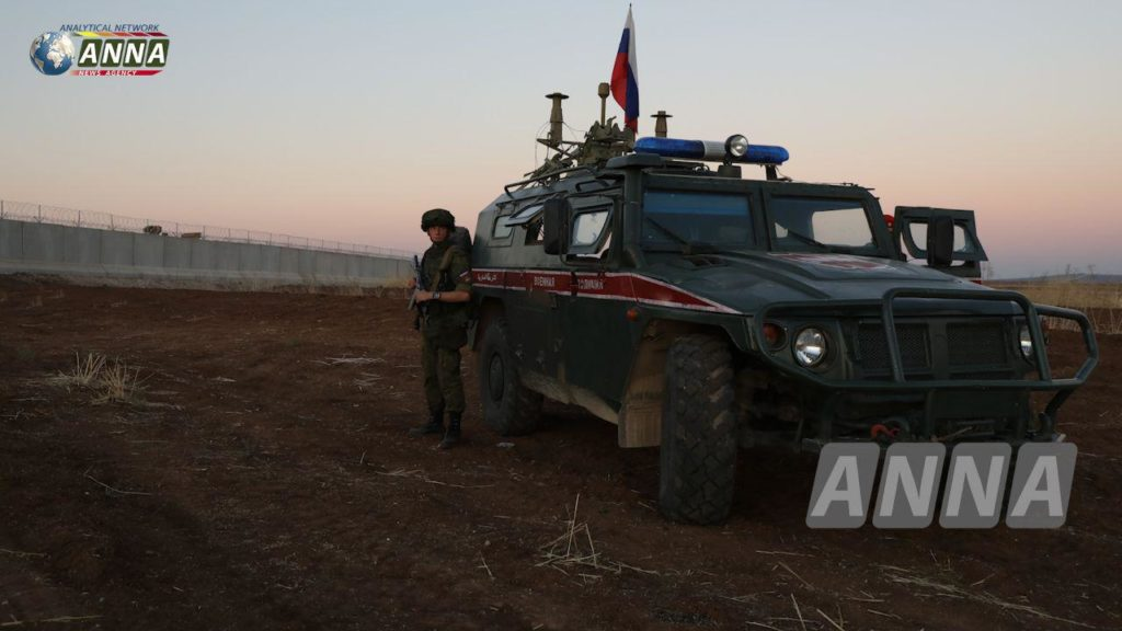 In Photos: Russian Military Police Officers And Equipment In Northeastern Syria