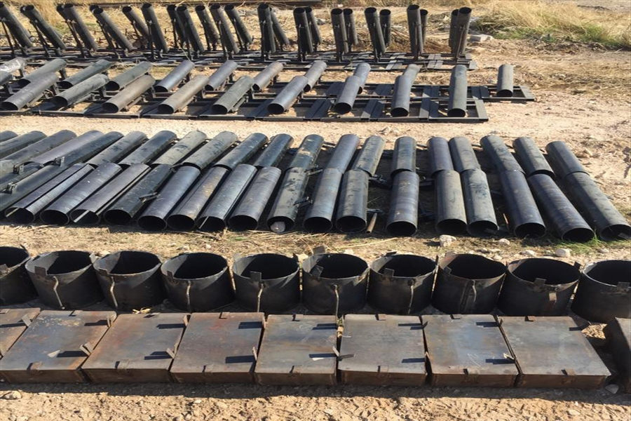 Turkish Army Uncovers Hundreds Of IEDs, Rocket Launchers Near Syria's Ras al-Ayn (Photos)