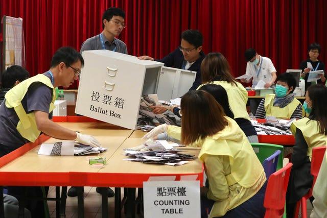 """""""Pan-Democrats"""" Win At """"Free and Fair"""" Hong Kong Elections"""