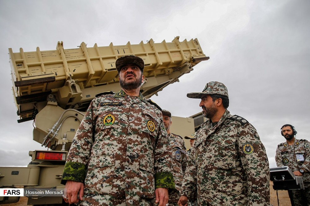 In Photos: Iran Holds Large-Scale Air Defense Drills Simulating Agressive War On Country