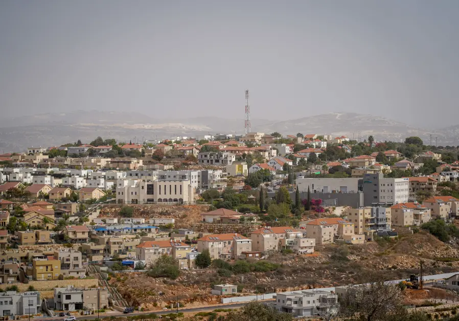 Israeli Caretaker Government Tries To Annex Further Parts Of West Bank And Jordan Valley