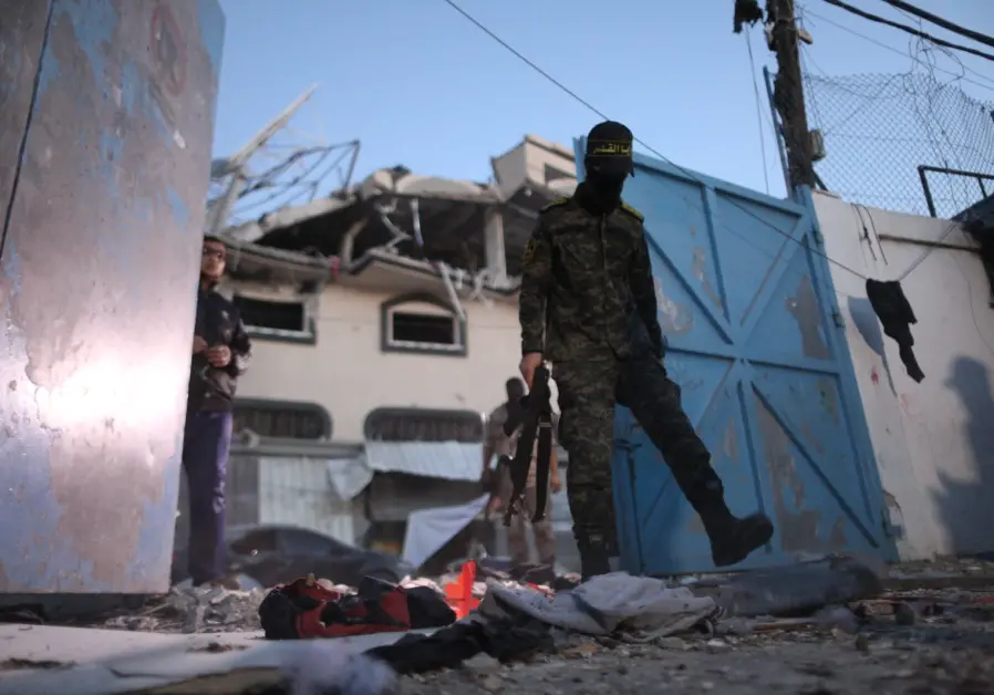 Rockets Fly from Gaza Strip After Israeli Strike Kills Islamic Jihad Commander