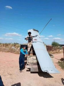 Italian MQ-9A Predator B Drone Allegedly Shot Down Over Libya (Photos)