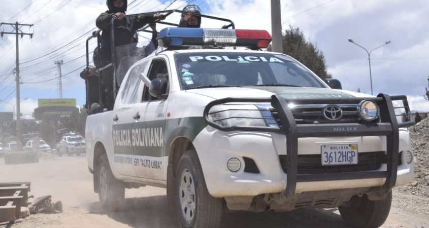 Bolivia's Coup Government On the Hunt for Dissidents