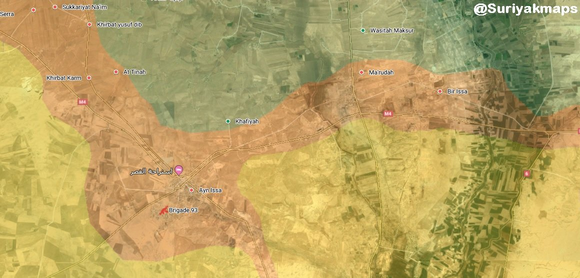 Casualties Of SDF, Turkish Forces In Recent Northern Raqqa Battle: Report