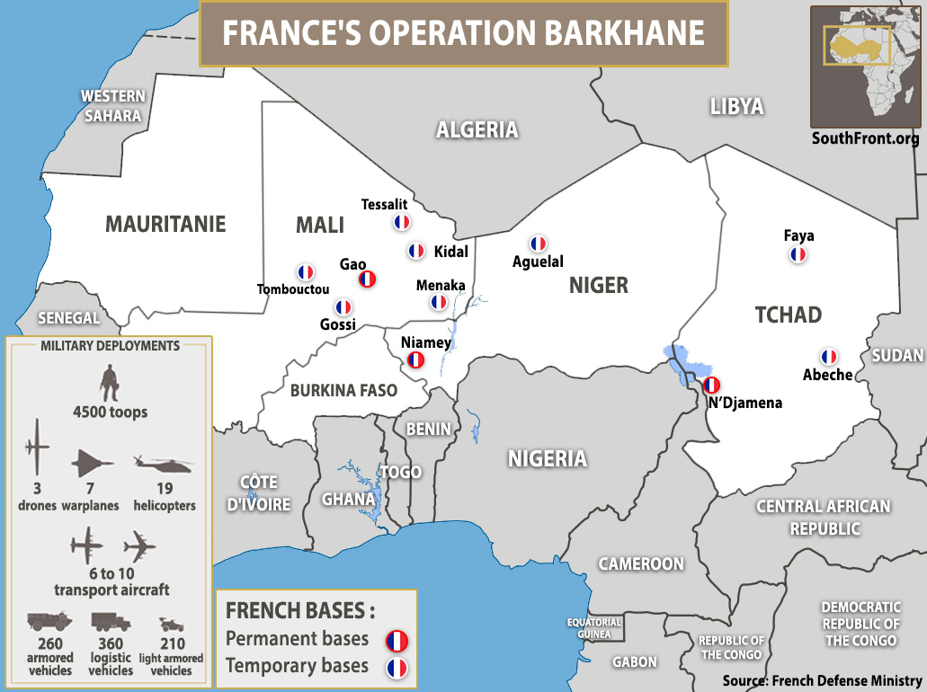 Group Of Five For The Sahel Joint Force