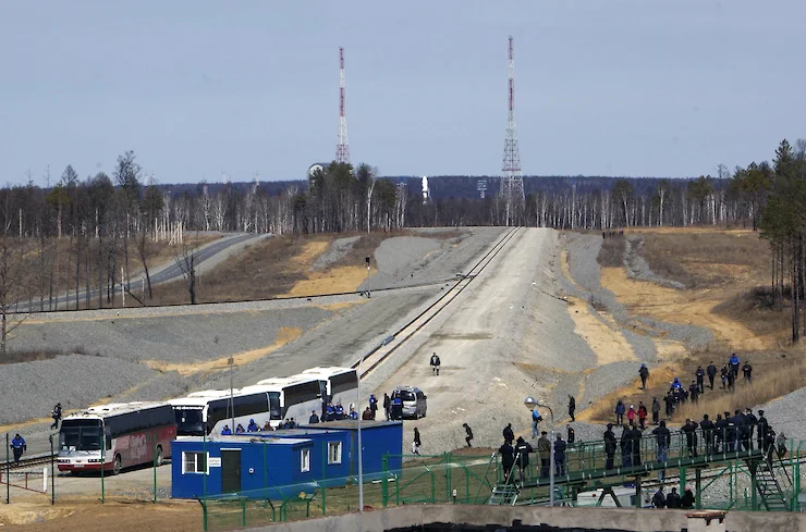 Large-Scale Fraud At Russia's Vostochny Cosmodrome Construction
