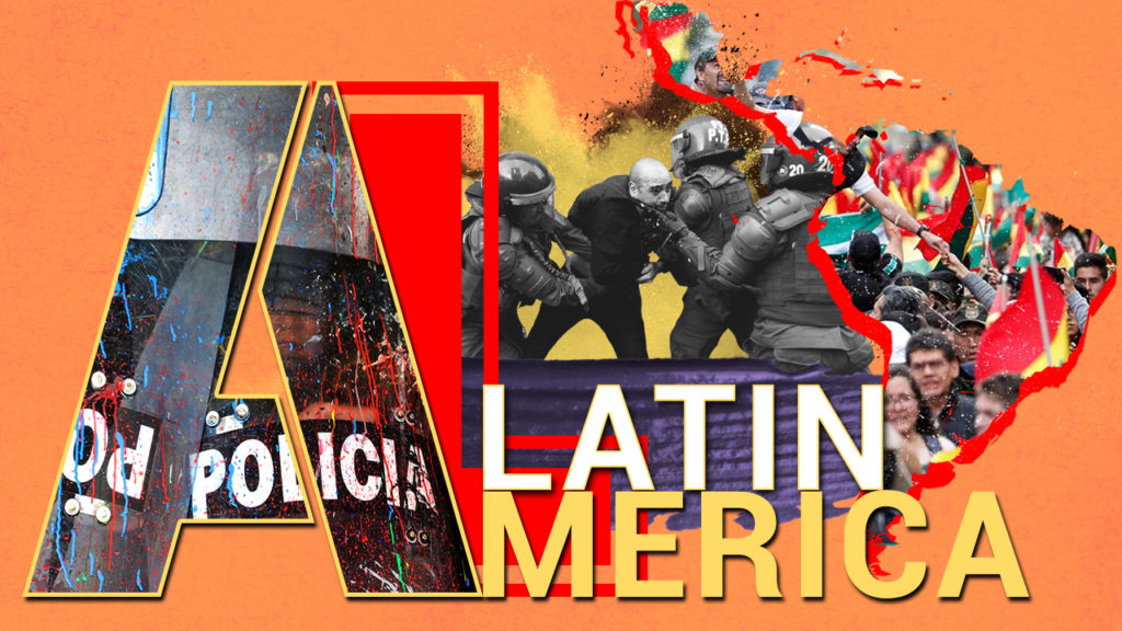 """""""If You Liked What We Did To The Middle East, You'll LOVE What We're About To Do To Latin America"""""""