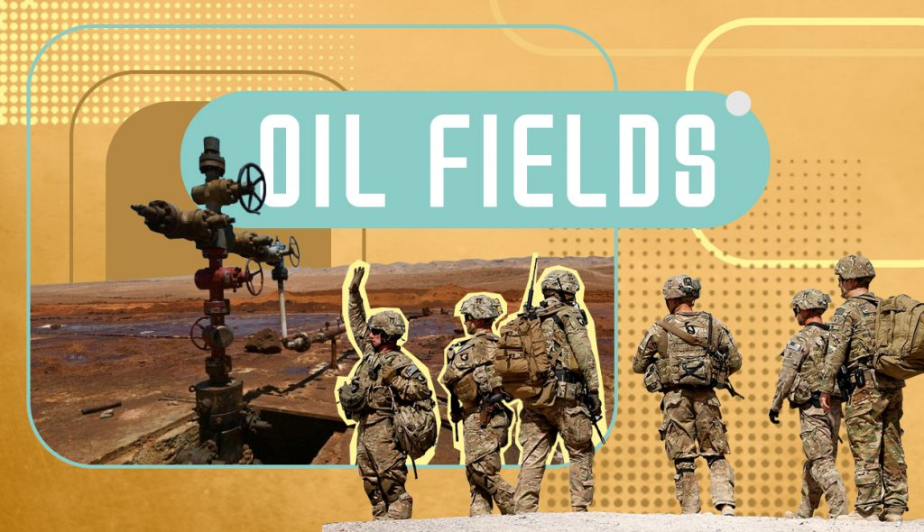 US Shifts Official Justification Of Its Illegal Presence In Syria From 'Guarding Oil' To 'Fighting ISIS'