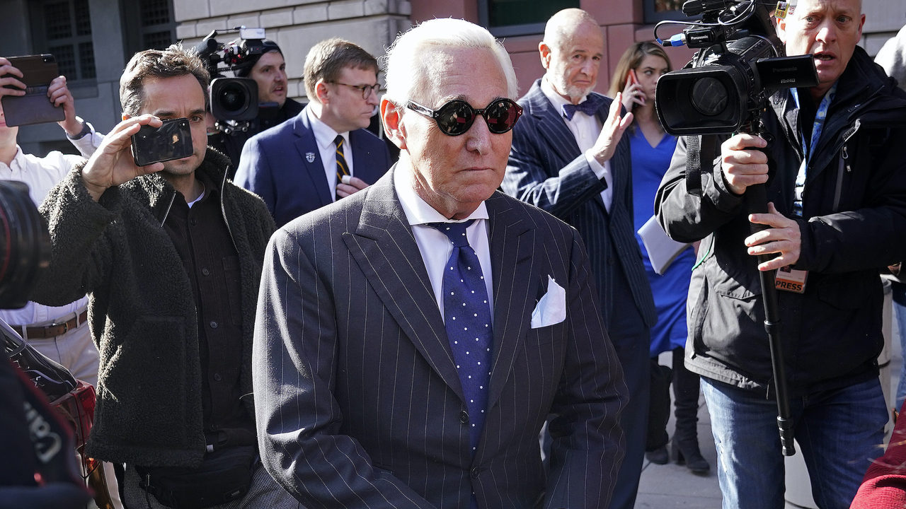 Roger Stone Found Guilty on All Charges, Despite Stark Lack of Evidence