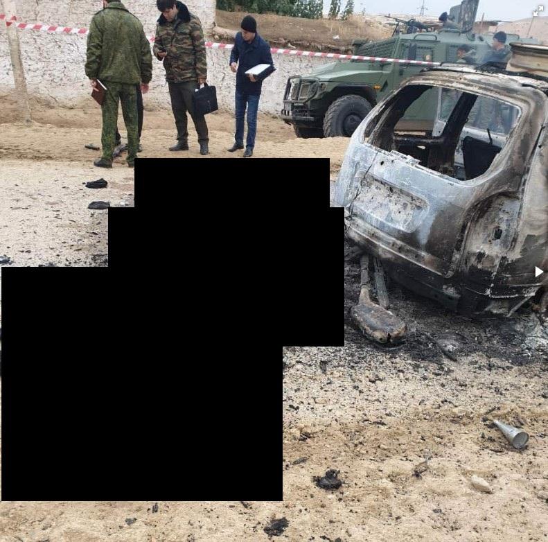 15 Militants Eliminated In Failed Attack On Checkpoint At Tajik-Uzbek Border (Photos)