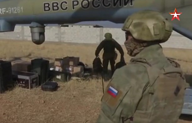 Russia Deployed Special Unit Of Military Medics To Provide Assistance To Locals In Northern Syria (Video)