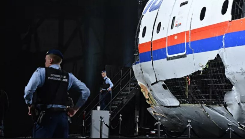 Dutch-led 'Investigators' Came With New Accusations Against Russia Over MH17 Tragedy