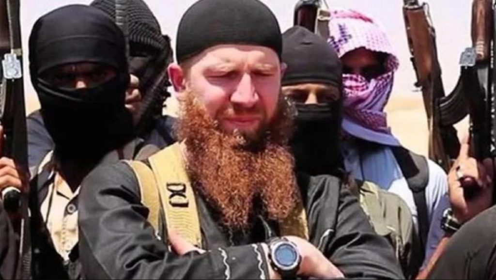 Transfer Point For Terrorists Moving To Europe: Prominent ISIS Commander Detained In Ukraine