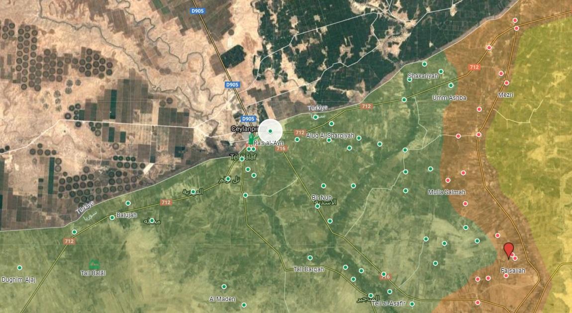 Turkish Army Established Helicopter Base Near Ras Al-Ayn In Northeast Syria – Report