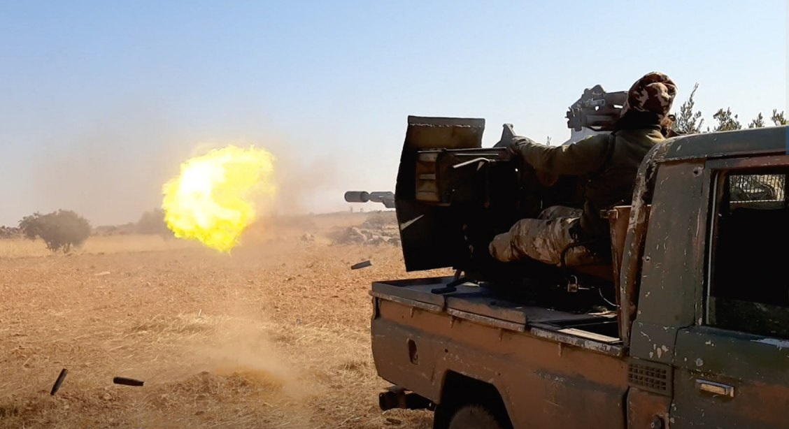 HTS Claims Its Terrorists Repelled New Syrian Army Attacks On Idlib
